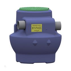 Séparateur YH 1,5l/s à 10l/s - BY-PASS