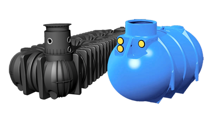 Récupérateur eau de pluie