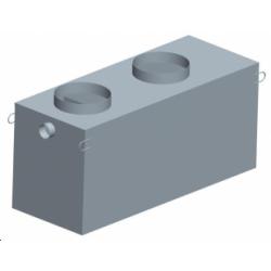 Séparateur BIX T10 - 3 562 L