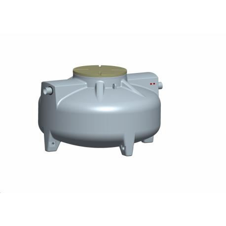 Séparateur APOLLO - Renforcé T4 - 1398 L