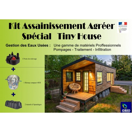 Kit Assainissement Tiny House