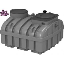 Filtre compact BIOMERIS 5 EH