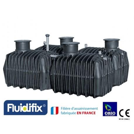 FLUIDIFIX Ministation Compacte et Modulaire de 20 à 50 EH