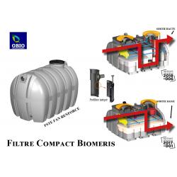 Biomeris sortie haute et basse